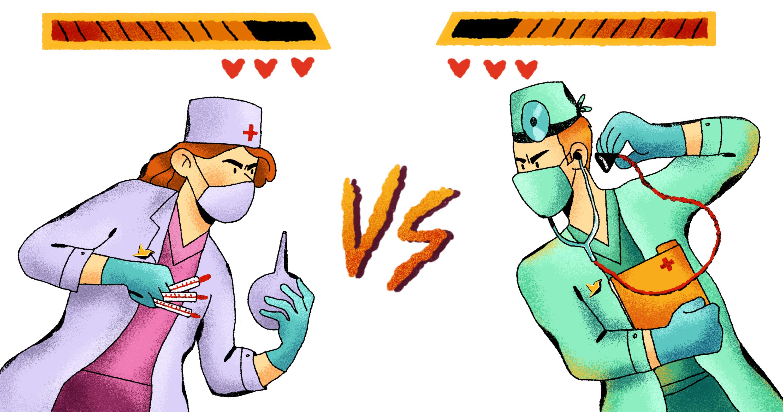 Война за клиента: медицинские центры. Инфографика