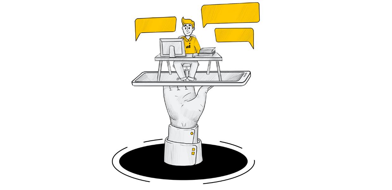 3 совета о том, как удаленно работать с клиентами и контролировать менеджеров