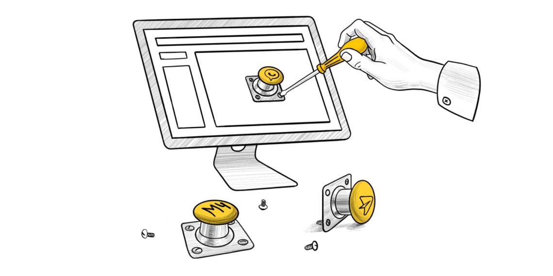 «Напишите нам»: как сделать и добавить на сайт кнопки мессенджеров и соцсетей